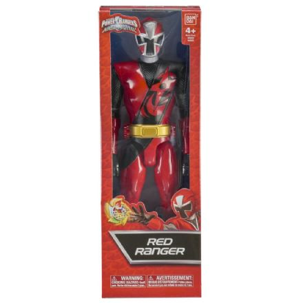Power Rangers Ninja Steel Red Ranger Figure